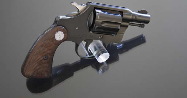 Colt firearm from SZuppo on Flickr