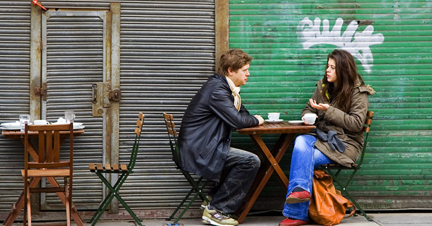 Cafe Couple (cc) by iFovea on Flickr